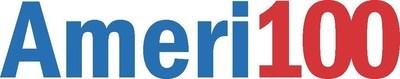 Ameri100 logo