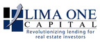 Lima One Capital Logo.  (PRNewsFoto/Lima One Capital, LLC)