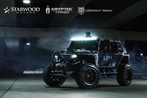 Nightstalker. (PRNewsFoto/Starwood Motors) (PRNewsFoto/STARWOOD MOTORS)