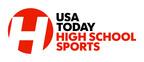 USA TODAY High School Sports logo.  (PRNewsFoto/USA TODAY Sports Media Group)