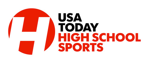 USA TODAY High School Sports logo.  (PRNewsFoto/USA TODAY Sports Media Group)