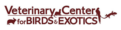 Logo for Veterinary Center for Birds & Exotics.  (PRNewsFoto/The Veterinary Center for Birds & Exotics)
