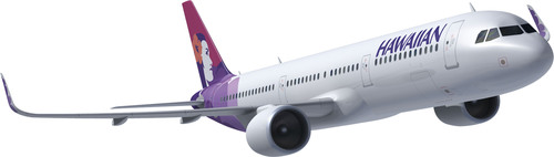 Hawaiian Airlines will begin taking delivery of 16 new Airbus A321neo aircraft starting in 2017.  ...