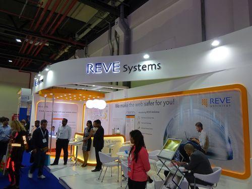 REVE at GITEX Technology Week Dubai 2015