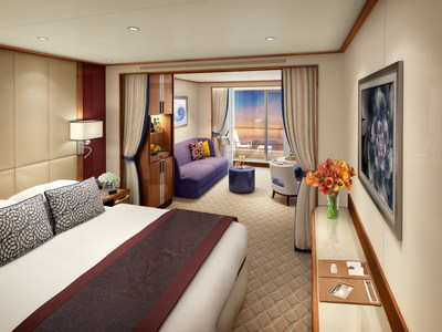 Ultra-Luxurious Living: Seabourn Unveils Sophisticated, Well-Appointed Suites On New Seabourn Encore