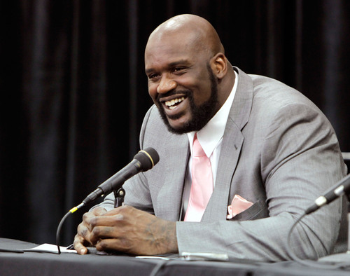 Shaquille O'Neal Joins Ownership of BLUEO4®, The Premier Natural Oxygenated Enhanced Water Beverage