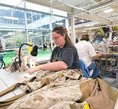 The newly expanded Peckham, Inc. light industrial manufacturing facility makes it possible to not only employ more individuals -- the majority of whom are persons with learning, developmental and physical disabilities -- on-site, but also provide extensive job training and placement opportunities. For those who benefit from these expanded service offerings -- made possible by the NMTC investment that helped finance the expansion – Peckham is their gateway to more productive and fulfilling lives.