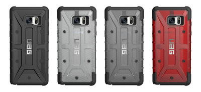 UAG RELEASES LIGHTWEIGHT MIL-SPEC CASES FOR THE NEW SAMSUNG GALAXY NOTE 7Rugged Construction and Enhanced Protection for Samsung's Latest Note