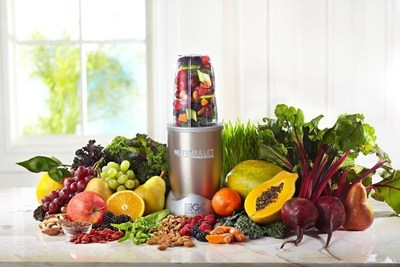 SharkNinja and NutriBullet Settle False Advertising Lawsuit (PRNewsFoto/Capital Brands, LLC.)