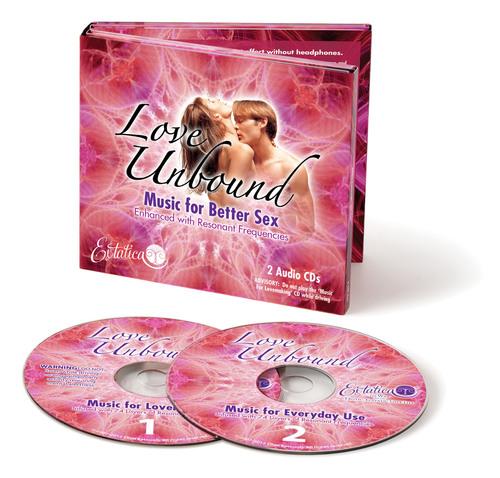 'Love Unbound' with Auditory Pheromones(TM). (PRNewsFoto/Extatica Inc.) (PRNewsFoto/EXTATICA INC.)