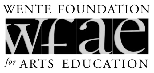Wente Foundation for Arts Education. (PRNewsFoto/Wente Foundation for Arts Education)