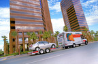 U-Haul customers steered their moving trucks toward two coastal states in large numbers last year, making Concord, Calif., the No. 1 U.S. Growth City and North Carolina the No. 1 Growth State of 2015. U-Haul growth rankings are determined by the net gain of incoming one-way truck rentals versus outgoing rentals for the past calendar year. The annual migration trends report was compiled from more than 1.7 million one-way U-Haul truck transactions that occurred in 2015.