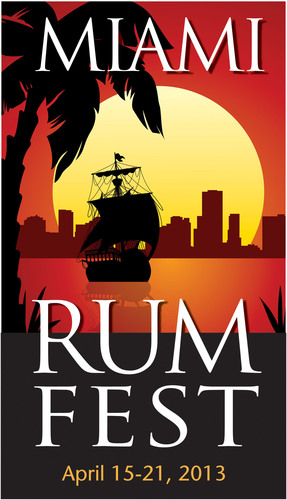 The 2013 Miami Rum Festival, featuring the RumXP Tasting Competition and Awards, will span April 15-21 with a ...