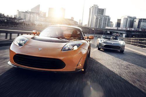 40 Millionen elektrische Kilometer in 4 Jahren: Der Tesla Roadster - eine Erfolgsstory