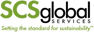 SCS Global Services corporate logo.  (PRNewsFoto/SCS Global Services)