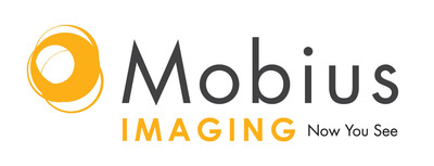 Mobius Imaging develops, designs and manufactures advanced imaging technologies that fit seamlessly into existing medical workflows. The company's approach to technology - Intelligent Imaging - is designed to give healthcare practitioners the crisp, clear images they want, whenever and wherever they want them, without adding time or complexity to the procedure. From the OR to the ER to clinical settings of all kinds, Intelligent Imaging expands possibilities. Founded in 2008, the company maintains a broad IP portfolio. Its first commercial product, the Airo Mobile CT System, is distributed under an exclusive sales and service agreement with Brainlab.  (PRNewsFoto/Mobius Imaging)