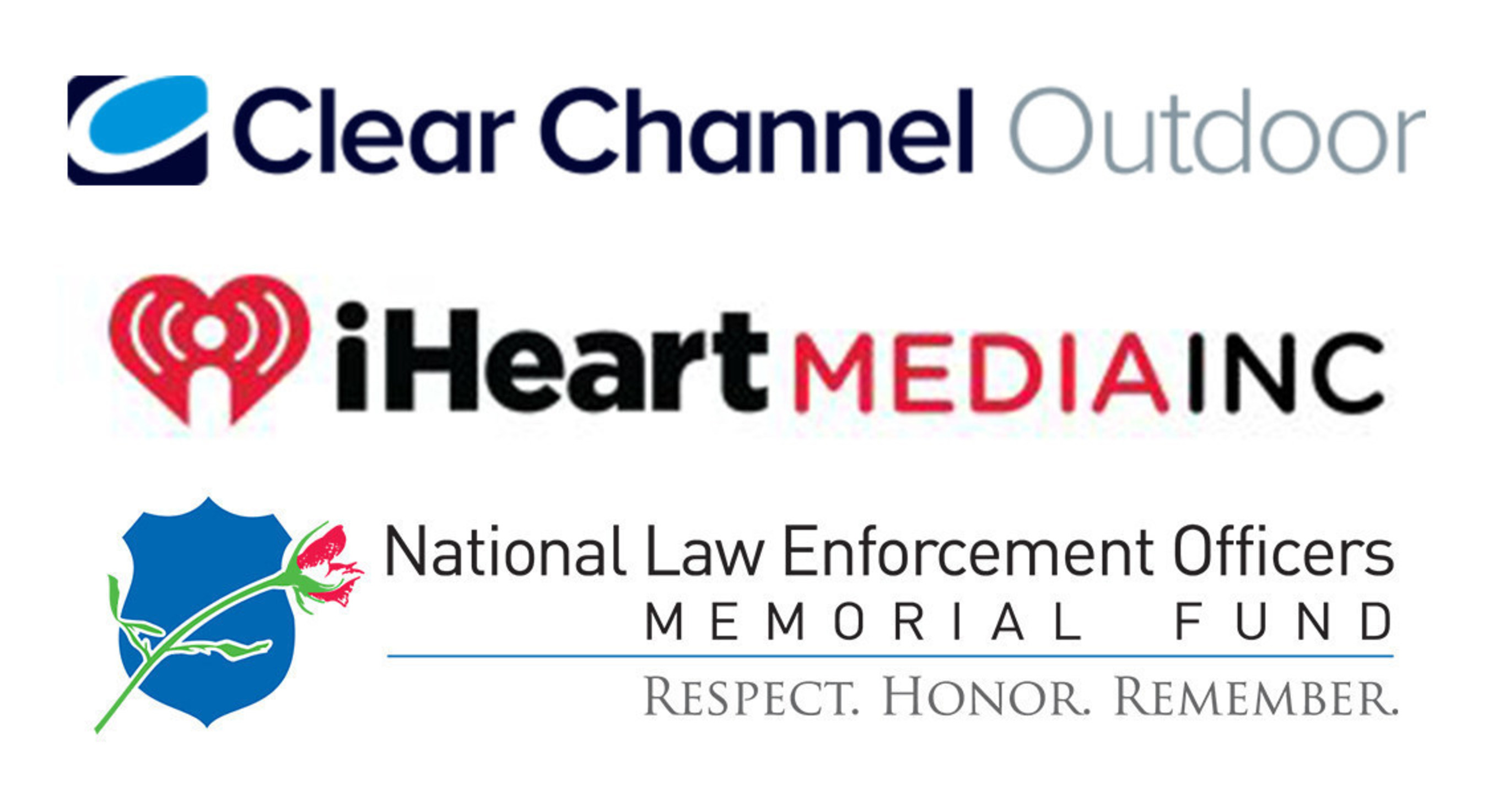 Clear Channel Outdoor Americas & iHeartMedia Join the National Law Enforcement Officers Memorial Fund for Third Annual National Police Week Tribute to Law Enforcement Her