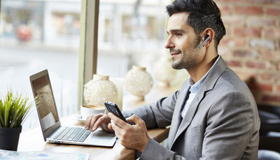 Jabra Stealth UC Headset is Certified Skype for Business