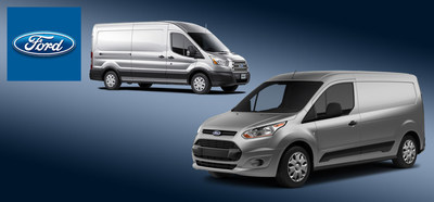 For transporting cargo loads of all sizes, few vehicles can boast as commendable a reputation as the 2014 Ford Transit Connect, now available at Loganville Ford in north-central Georgia. (PRNewsFoto/Loganville Ford)
