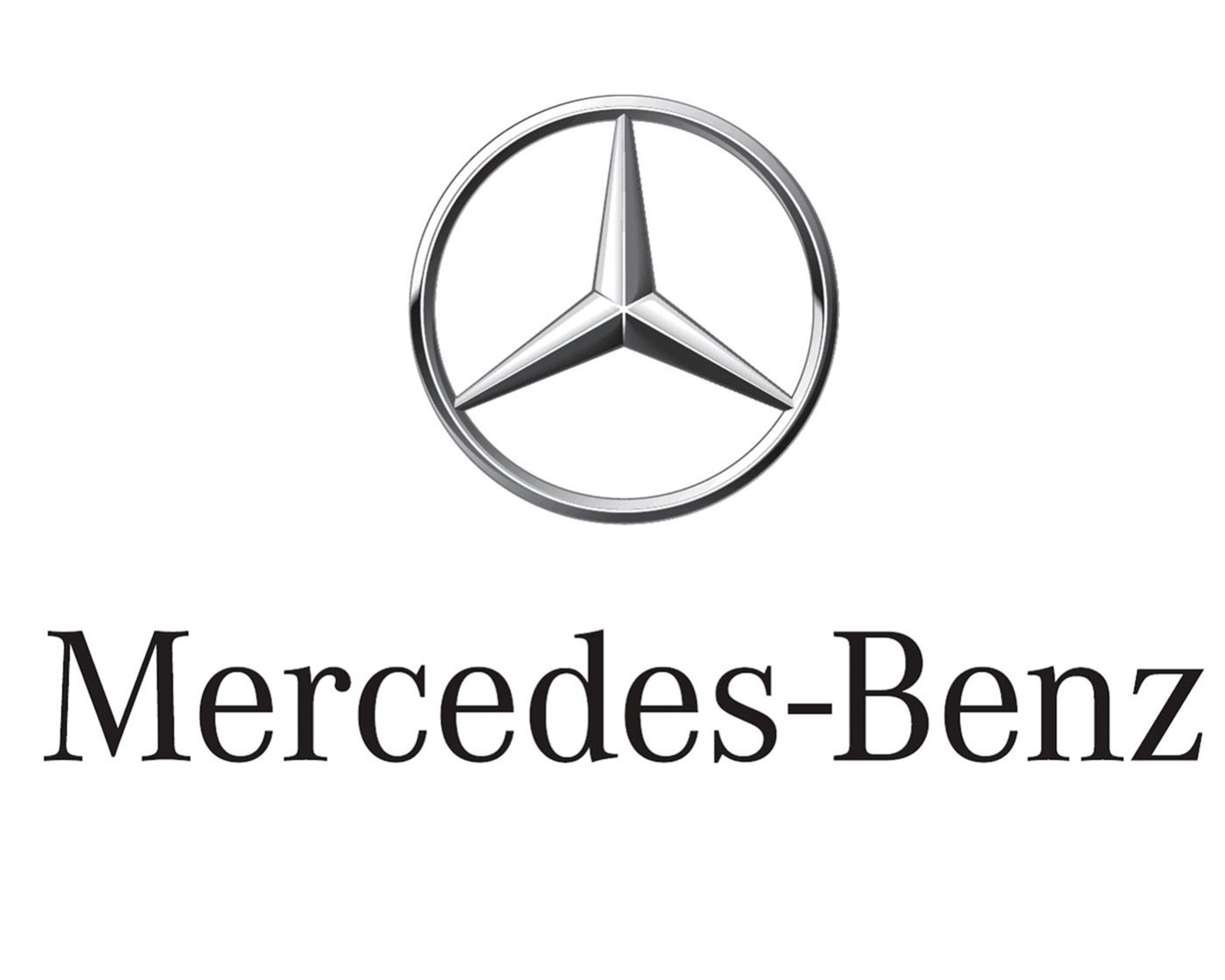 New 2011 3D Mercedes-Benz USA logo.