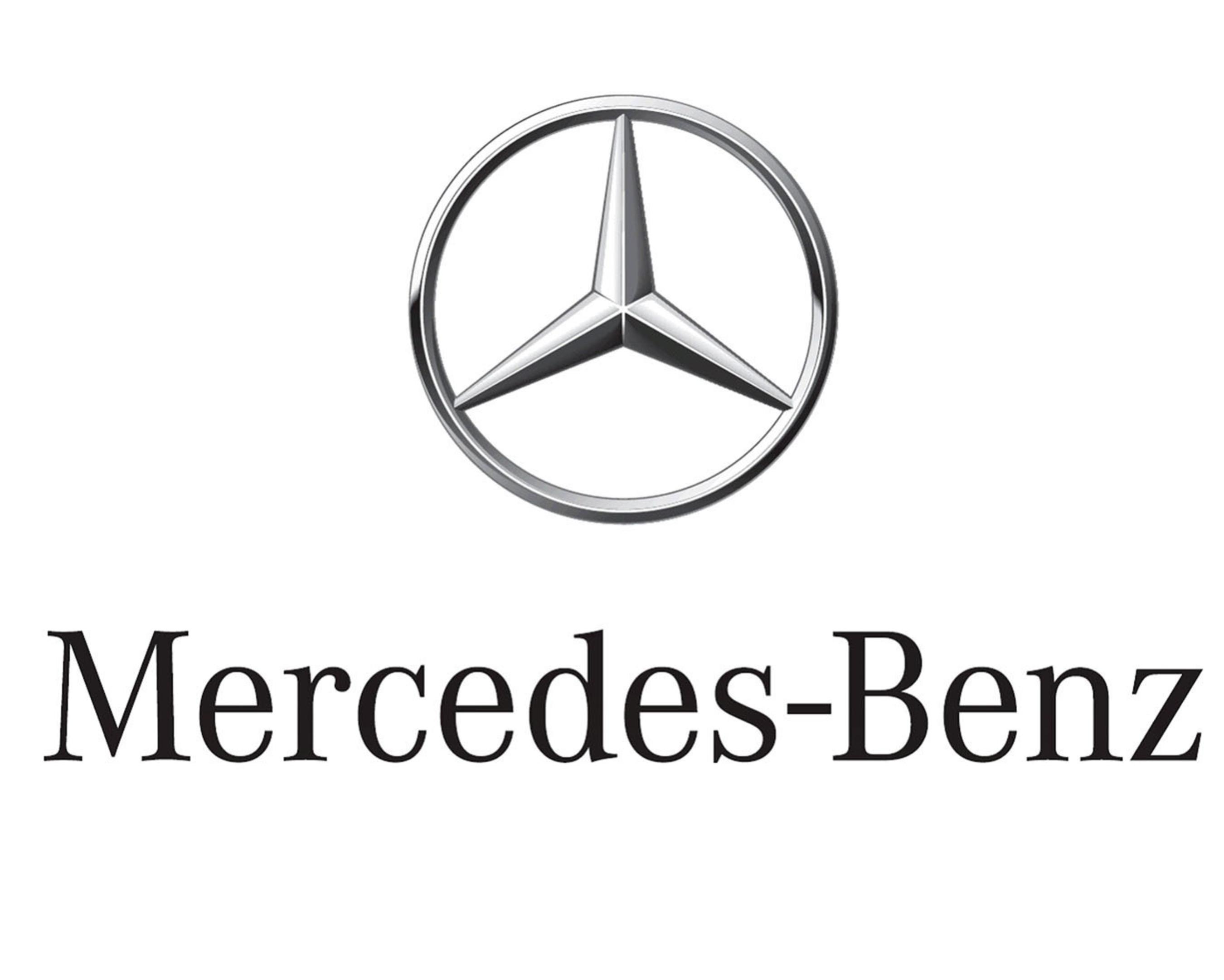New 2011 3D Mercedes-Benz USA logo