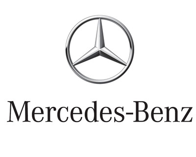 New 2011 3D Mercedes-Benz USA logo.
