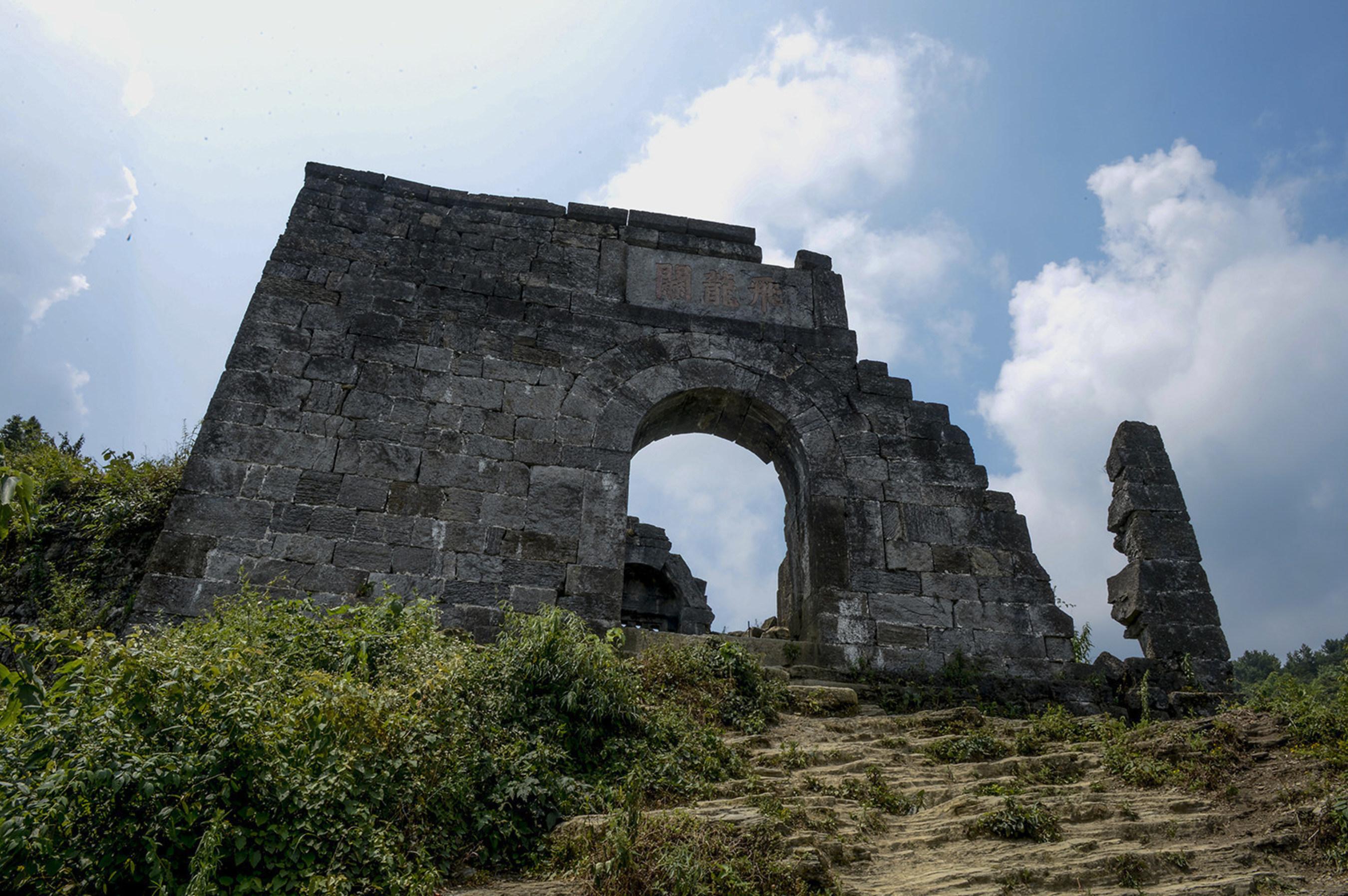 Hailongtun Feilong Pass (Photo / Zhigang Hu)