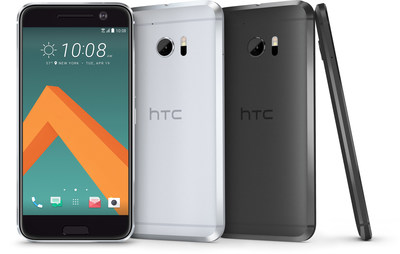 HTC 10: HTC'S NEW FLAGSHIP: SCULPTED TO PERFECTION