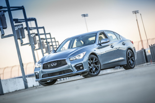 Infiniti Q50, QX60 and QX80 receive top honors from Edmunds.com (PRNewsFoto/Infiniti)