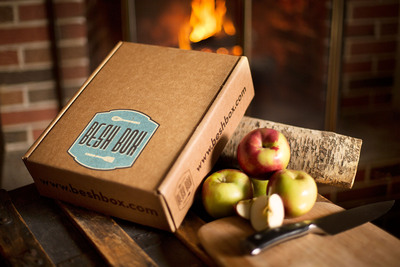 Chef John Besh launches Besh Box.  (PRNewsFoto/John Besh)