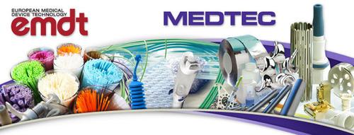 MEDTEC Events und European Medical Device Technology, Europas führende paneuropäische Quellen für