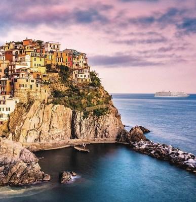 Princess Cruises Announces 2018 Europe Program