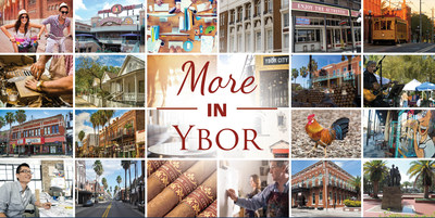 "Ybor City Development Corporation Unveils Redesigned Website Showcasing there's ""More in Ybor"""