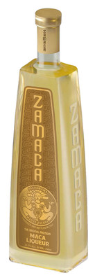 Zamaca the Original Premium Maca Liqueur - Feel the Fuego!