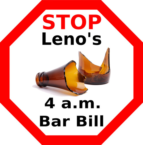 Campaign Launched to Stop California SB 635 that Would Extend Last Call at Bars, Restaurants and