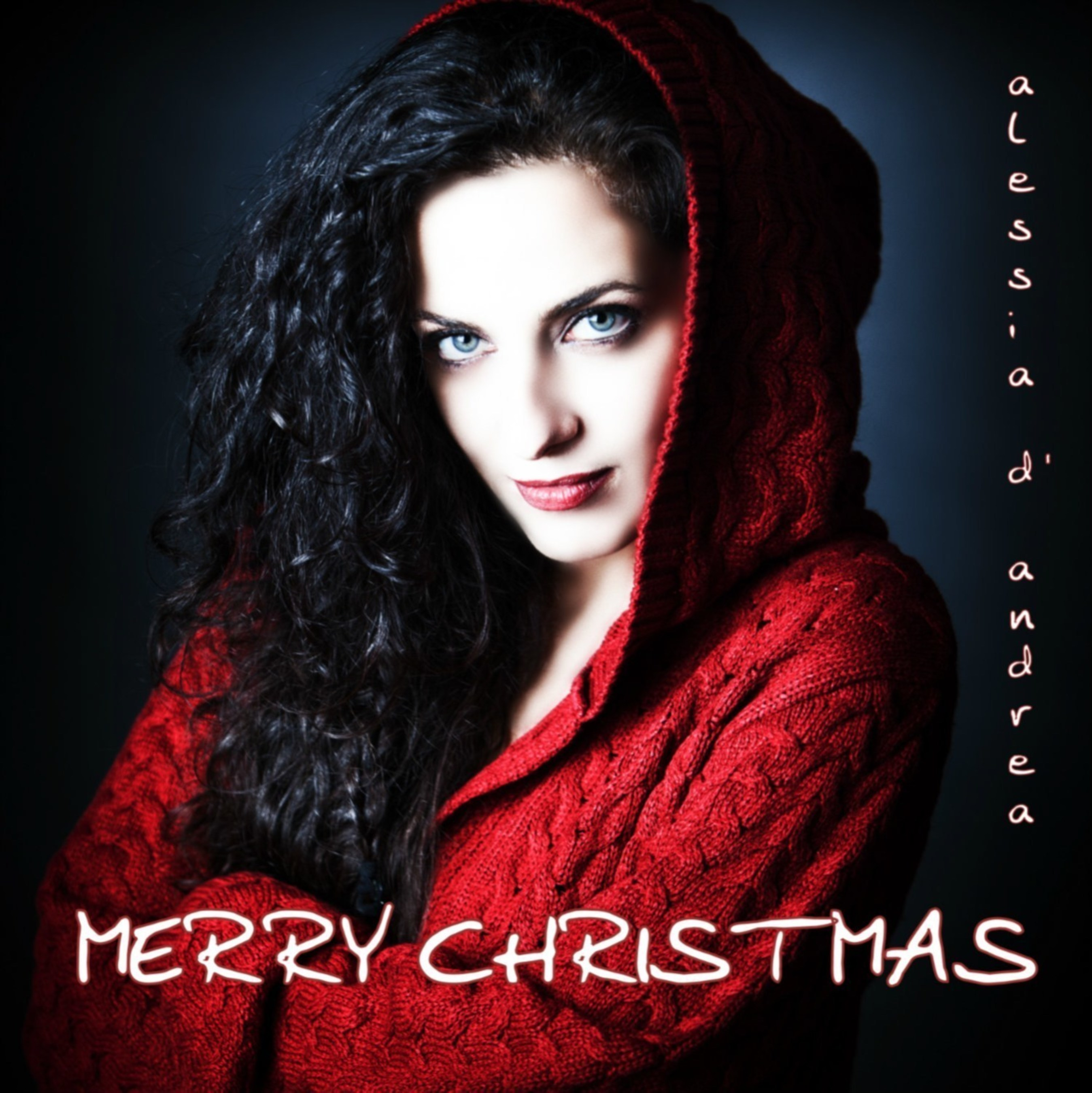 Italian Songstress Alessia d' Andrea Introduces New Holiday Single to American Audiences