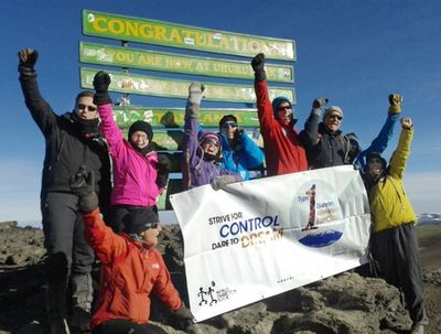 T1D Kilimanjaro Expedition Success