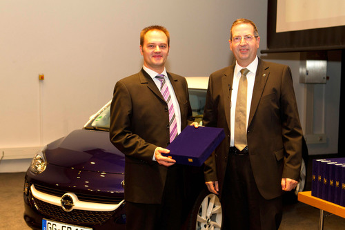BorgWarner Receives Two 2012 Supplier Quality Excellence Awards From GM
