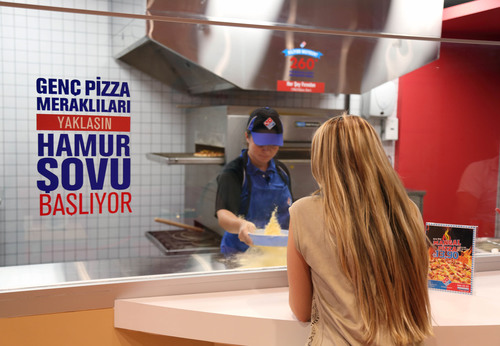 Domino's Pizza® Opens 10,000th Store!