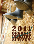 "Cover of the ""2011 Organic Industry Survey"".  (PRNewsFoto/Organic Trade Association)"