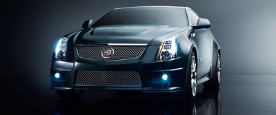 The 2014 Cadillac CTS-V is the ideal blend of luxury and performance.  (PRNewsFoto/Bill Jacobs Automotive Group)