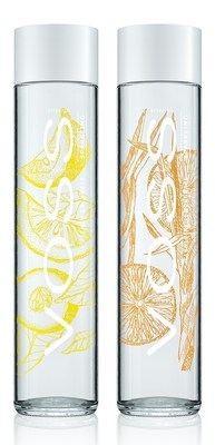VOSS Water of Norway adds two new sparkling flavored waters: Lemon Cucumber and Tangerine Lemongrass