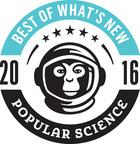 DEWALT FLEXVOLT™ System wins a 2016 POPULAR SCIENCE Best of What's New Award