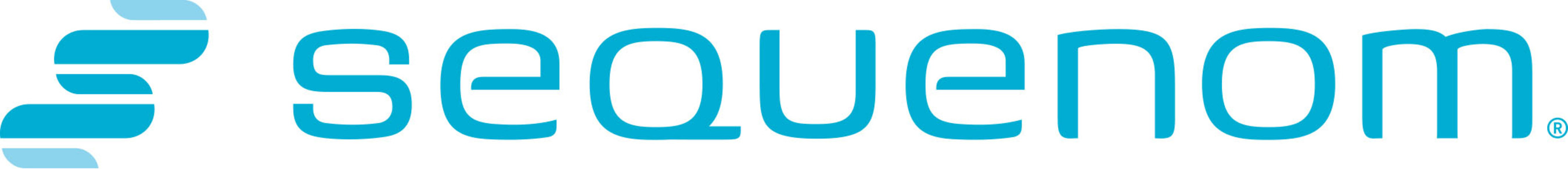 SEQUENOM logo.