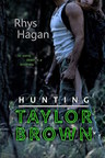 The front cover of Hunting Taylor Brown