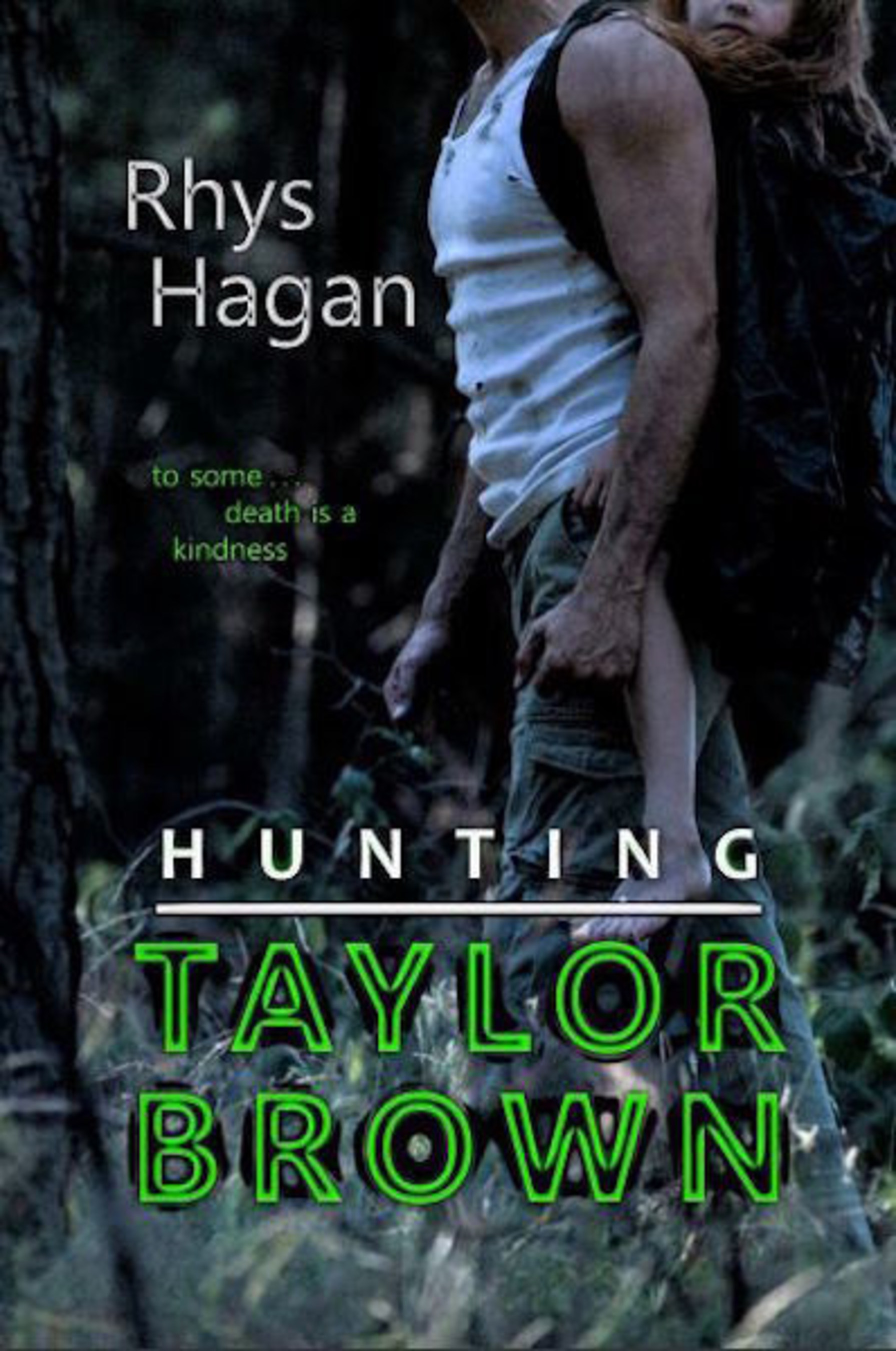 Acclaimed Author of 'Hunting Taylor Brown' Tells All About Life in a Cult