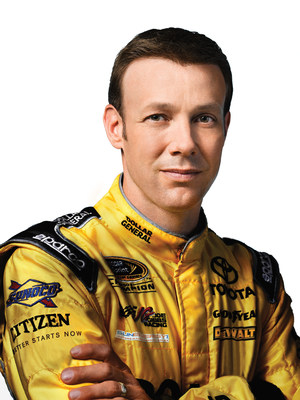 Citizen Watch Company Introduces the Groundbreaking Satellite Wave-World Time GPS With Brand Ambassador and NASCAR Driver Matt Kenseth