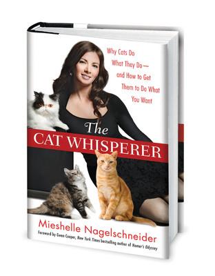 Hardcover, The Cat Whisperer book, Random House Publishing.  (PRNewsFoto/The Cat Whisperer)