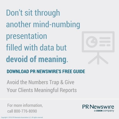 Avoid the Numbers Trap & Give Your Clients Meaningful Reports: http://cisn.co/2c4z0tm