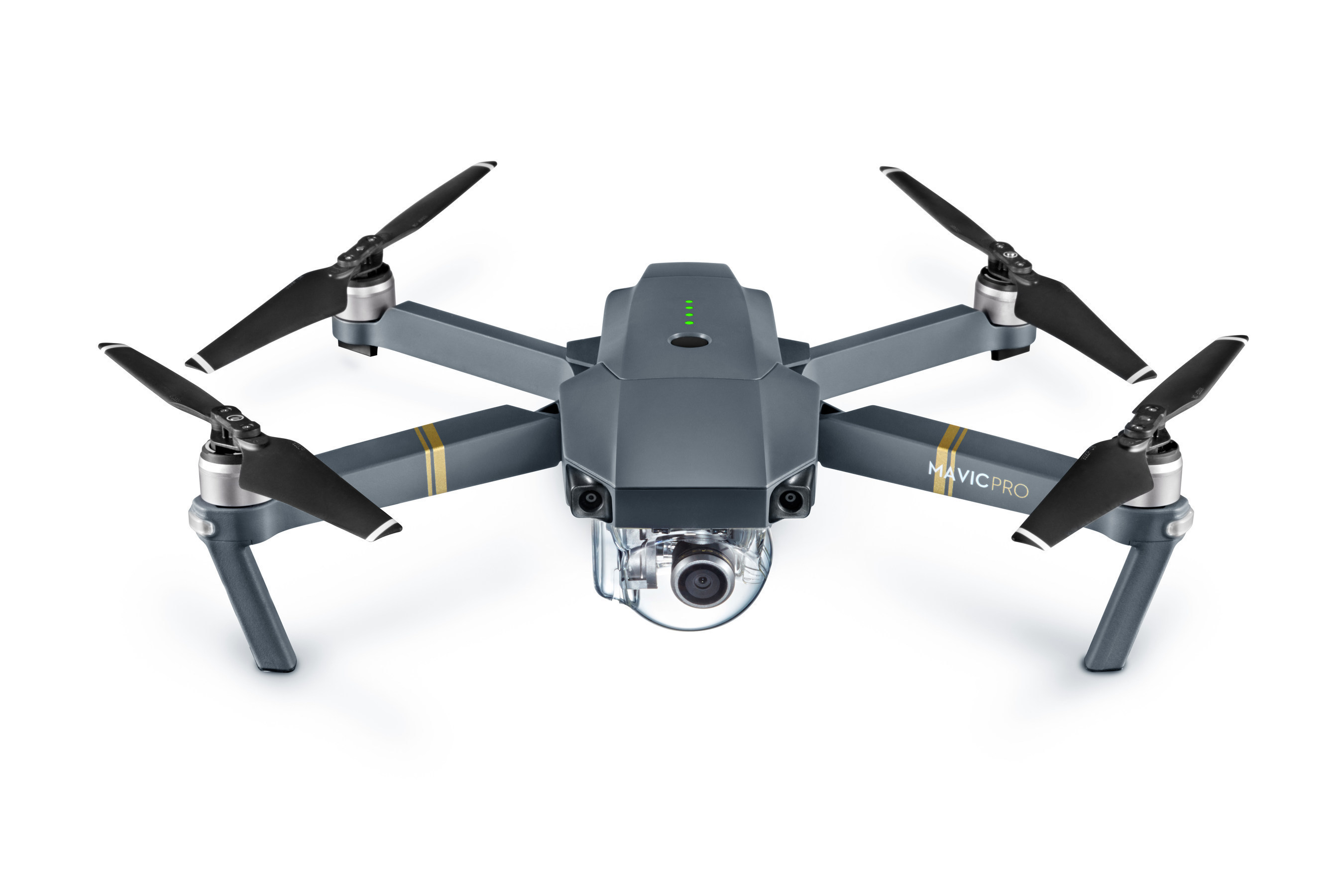 DJI Revolutionizes Personal Flight With New Mavic Pro Drone